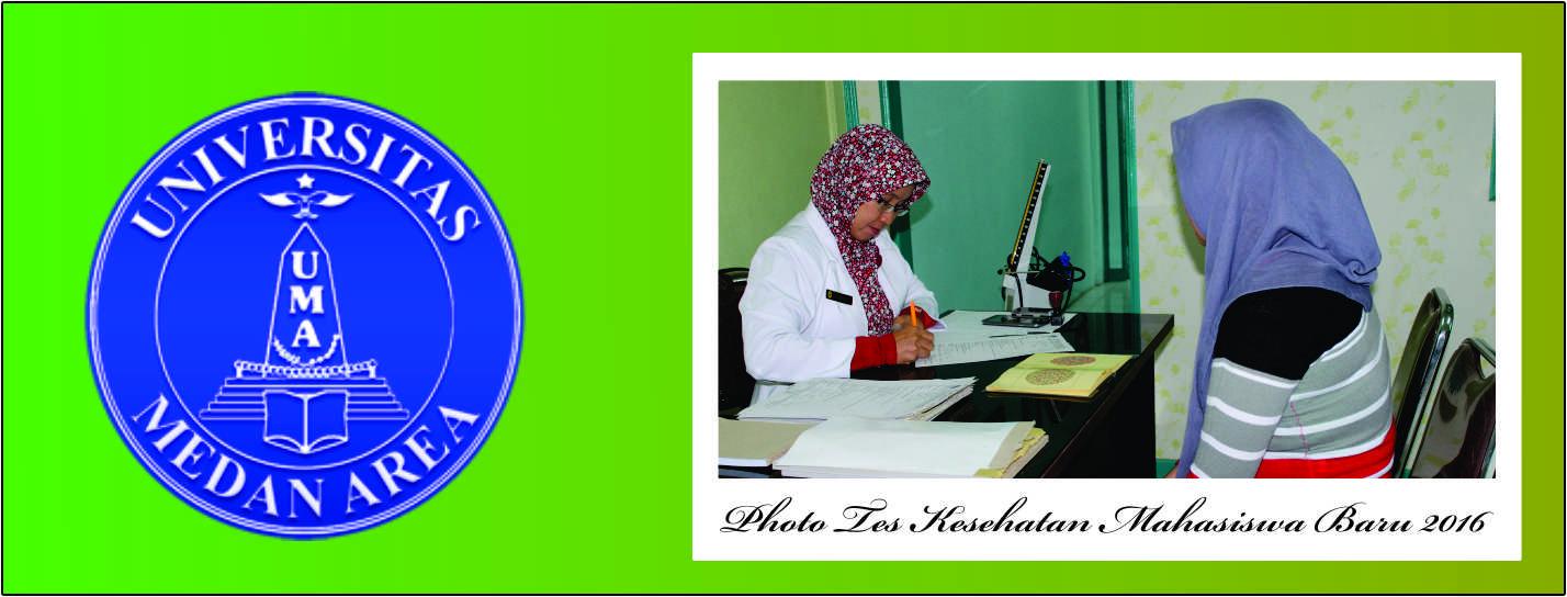 Photo Tes Kesehatan Mahasiswa Baru 2016